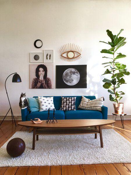 Zu Besuch in MiMaMeises neuer Wohnung am Wattenmeer & Samsungs HD-TV ...