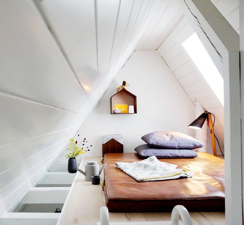 Der Wunderschön Ausgebaute Dachstuhl Im Haus Von @oceanside Heißt Bei Ihnen  Kobel Bau, Also Wie Das Nest Eines Eichhörnchens. Dort Steht Auch Das  Passende ...
