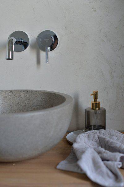 do it yourself anleitung in 4 schritten zur modernen betonoptik. Black Bedroom Furniture Sets. Home Design Ideas