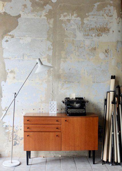 Gut gemocht Wände mit Patina: 7 einzigartige Wandgestaltungen mit Geschichte VZ02