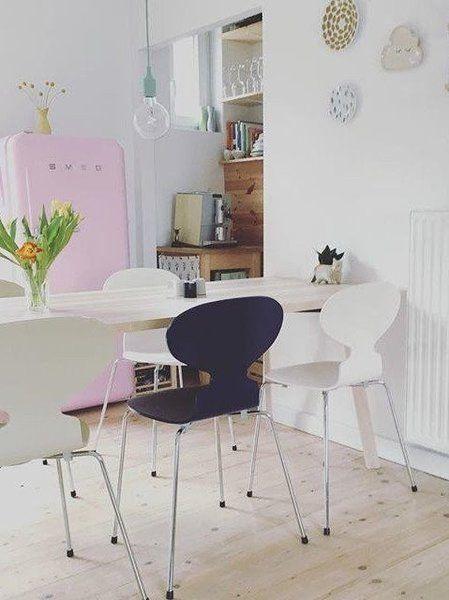 Der Frühling zu Hause – mit fröhlich frischen Pastellfarben ...