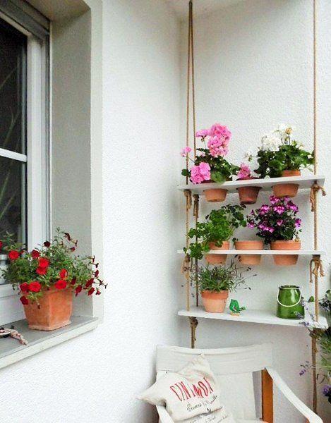 Balkon Regal | 12 Einfache Diy Ideen Fur Den Balkon Solebich De