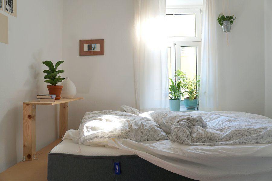 Meine Erfahrung Mit Der Casper Matratze U2013 Eine Kleine Schlafzimmer Homestory