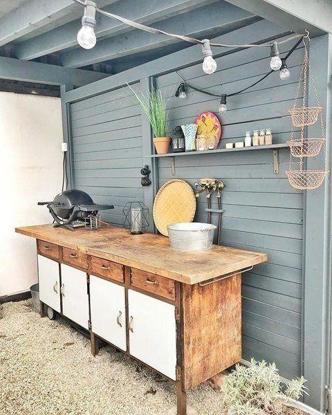 9 DIY-Gartenideen im Boho-Stil und Umgestaltungstipps von Leelah ...
