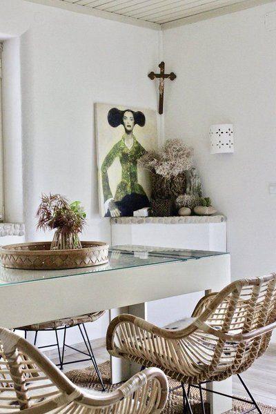 es wird nat rlich die sch nsten m bel und accessoires aus rattan. Black Bedroom Furniture Sets. Home Design Ideas