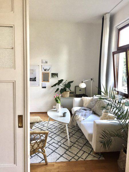 purismus wohnung mit eklektischer einrichtung, hereinspaziert! 10 neue wohnunsgeinblicke auf solebich | solebich.de, Design ideen