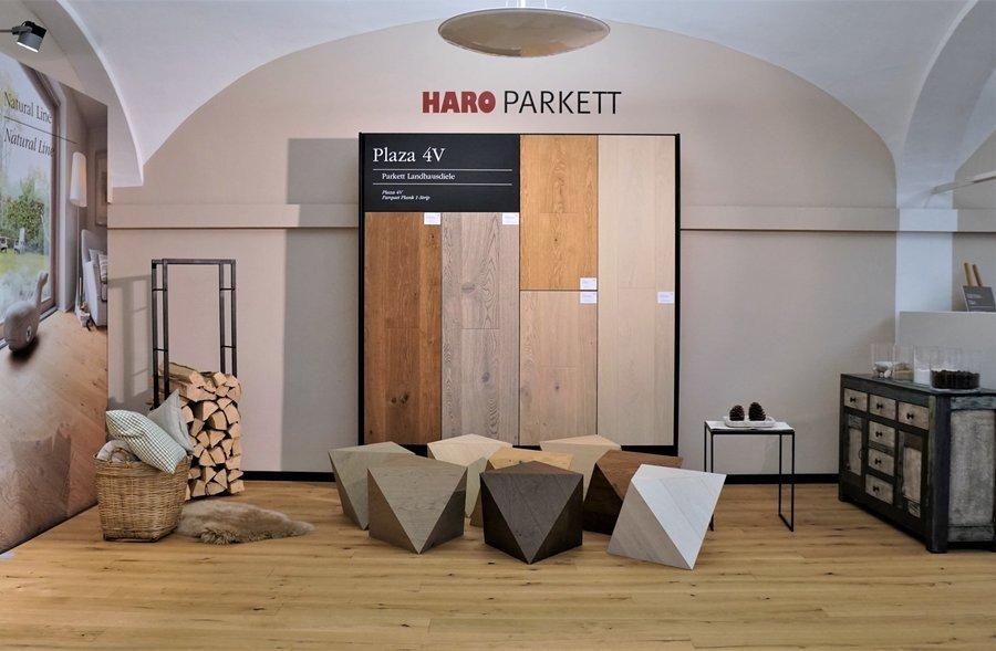 Buro Makeover Ein Neuer Holzboden Alles Was Ihr Uber Parkett