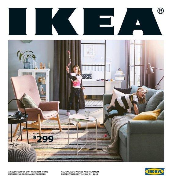 Im Katalog Sind 7 Wohnungen Mit Vielen Schönen Wohnideen, Tollen Möbeln Und  Accessoires Zu Finden. Die 7 Wohninspirationen Aus Dem IKEA Katalog 2019  Stellen ...