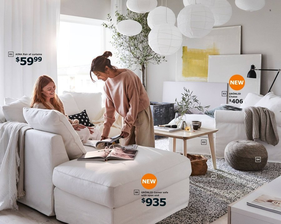 der neue ikea katalog 2019. Black Bedroom Furniture Sets. Home Design Ideas