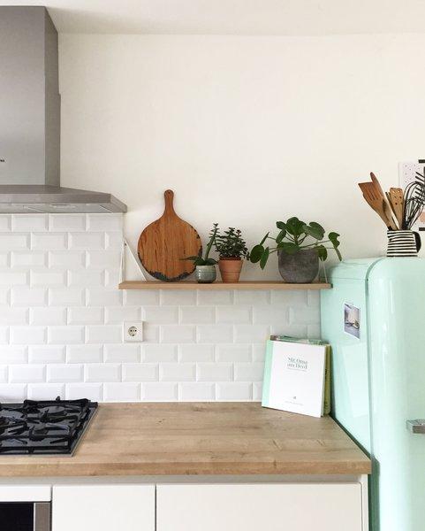 Küchen-Makeover Wandfliesenspiegel Teil 2: Klassische ...