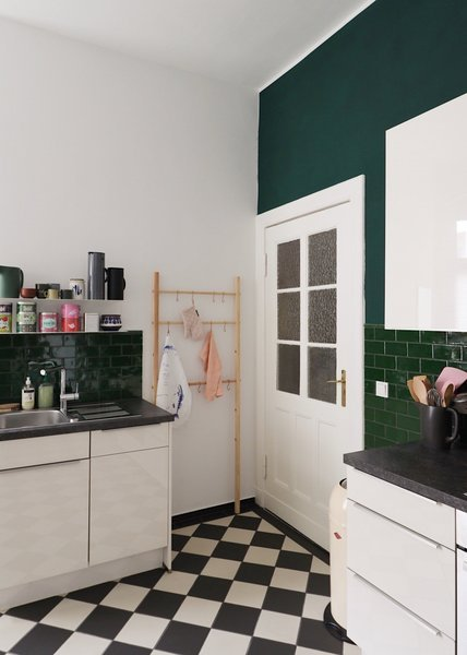 Küchen-Makeover Wandfliesenspiegel Teil 2: Klassische Metrofliesen ...