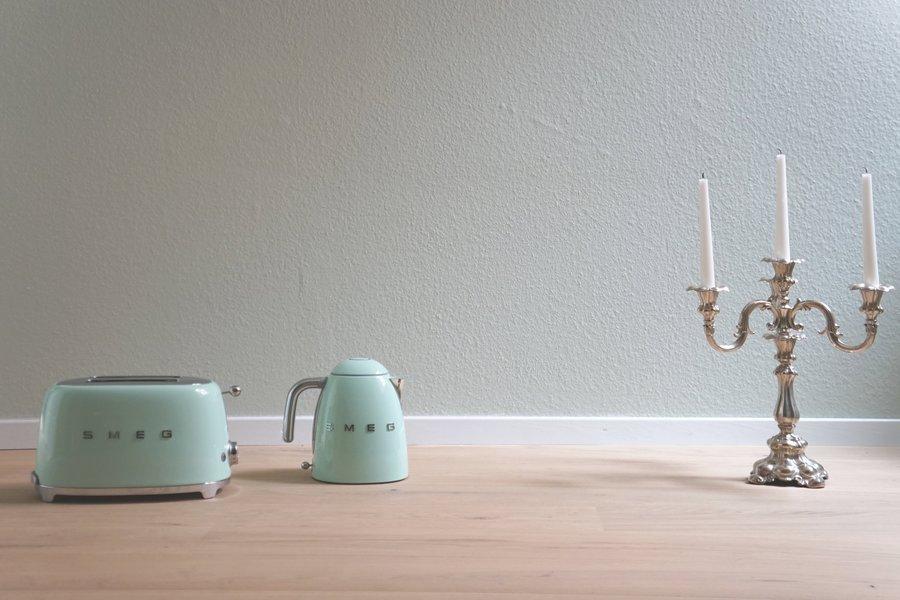 Smeg Kühlschrank Chocolate Dream : Mein zuhause und ichu201c u2013 diese woche: die küche und ein geschenk von