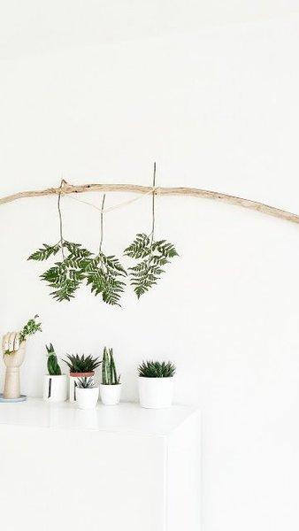 5 diy ideen mit sten f r jedes zimmer. Black Bedroom Furniture Sets. Home Design Ideas