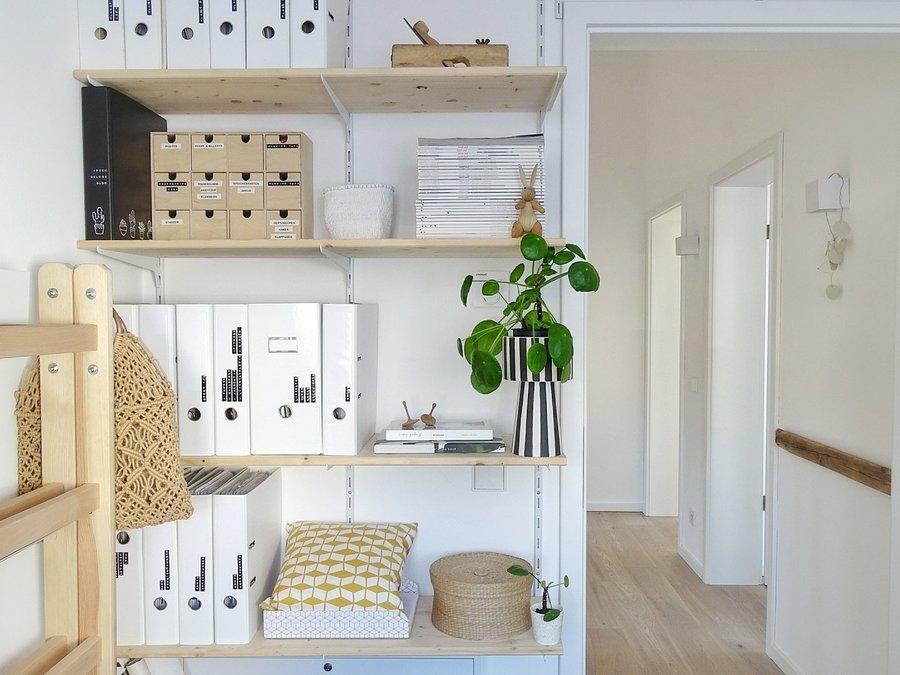 Diy ideen für mehr ordnung im zuhause solebich