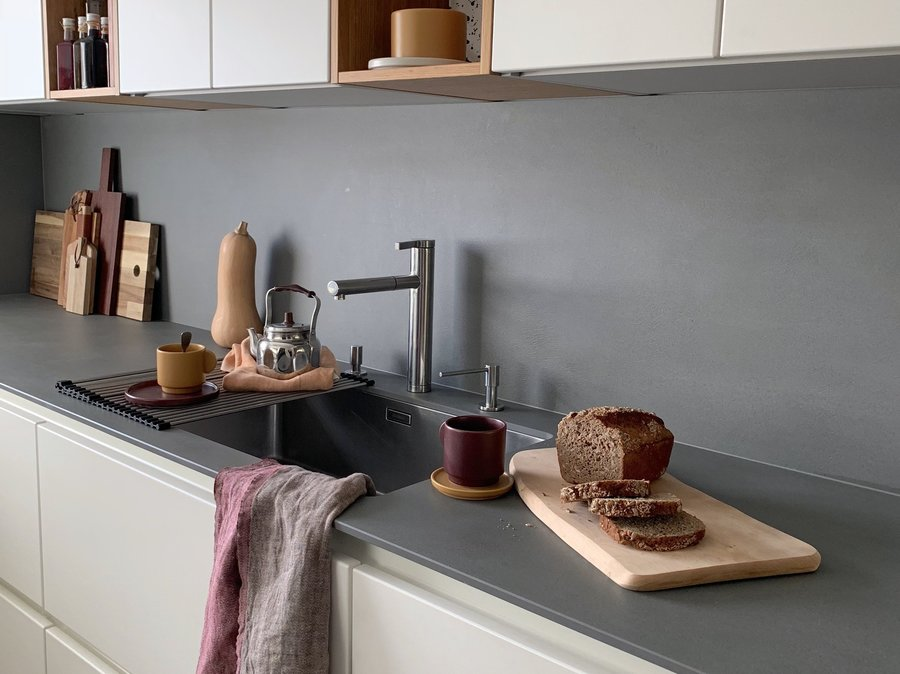 Kuchenarbeitsplatte Moglichkeiten Materialien Und Inspirationen