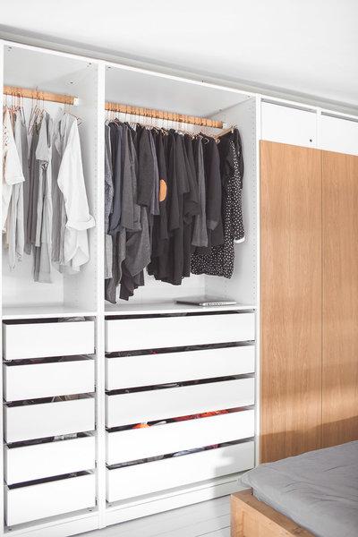 Ordnung Im Kleiderschrank Hilfreiche Tipps Und Ideen Solebichde