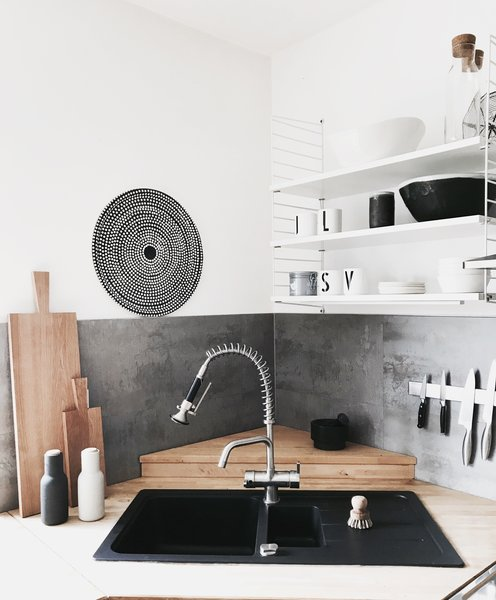 Küchenrückwand: Materialien, Eigenschaften und Inspirationen
