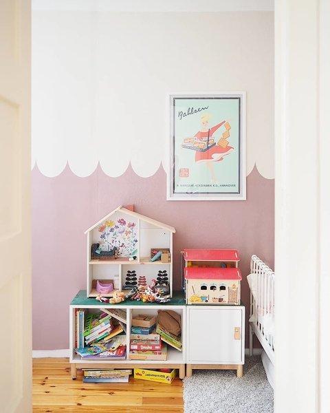 Die Schönsten Wandfarben Fürs Kinderzimmer: Von Pastell
