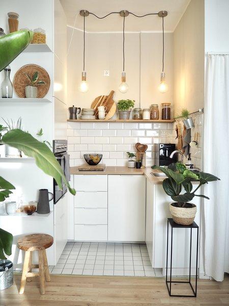 dapur renovasi rumah minimalis 2021