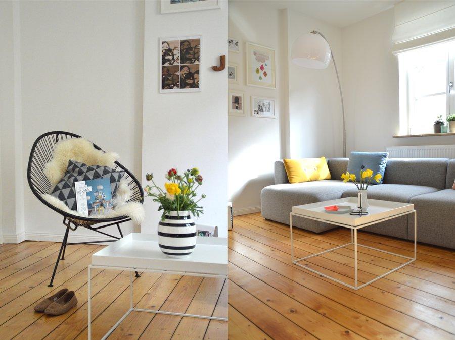 Skandinavisches design wohnzimmer  Skandinavischer Einrichtungsstil Wohnzimmer: ▷ skandinavisch ...