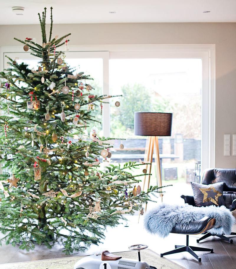Weihnachtsbaum gestalten