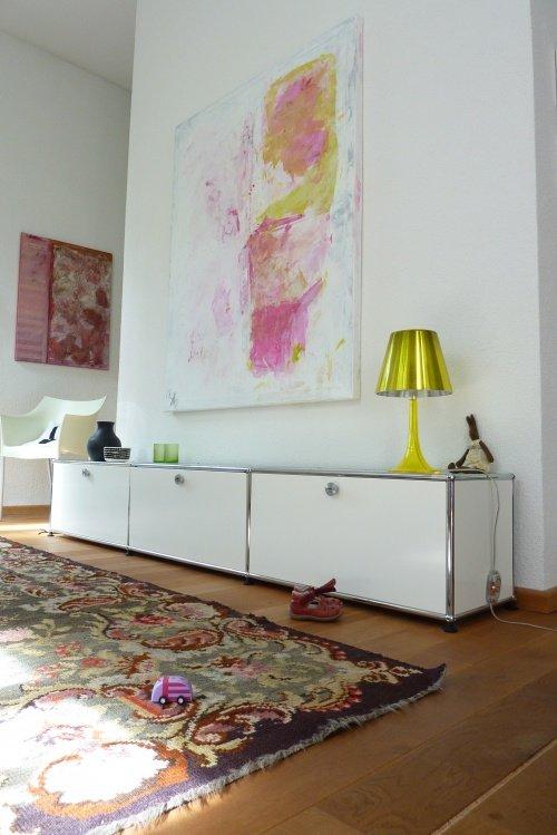 teppiche f r das wohnzimmer. Black Bedroom Furniture Sets. Home Design Ideas