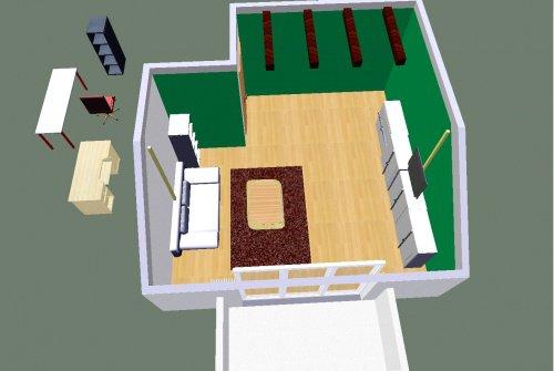 wohnzimmer neu gestalten. Black Bedroom Furniture Sets. Home Design Ideas
