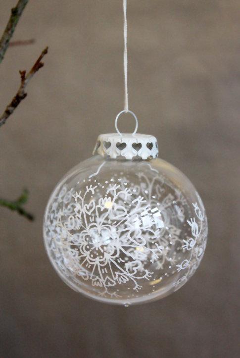 t rchen nr 17 selbstgestaltete christbaumkugeln aus glas von philuko. Black Bedroom Furniture Sets. Home Design Ideas