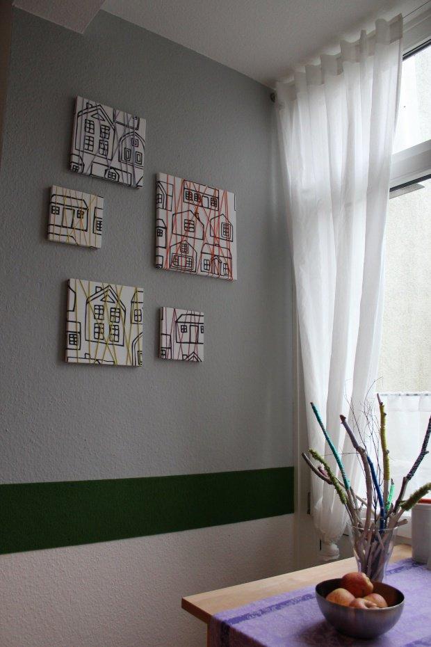 w nde streichen von silber bis anthrazit. Black Bedroom Furniture Sets. Home Design Ideas