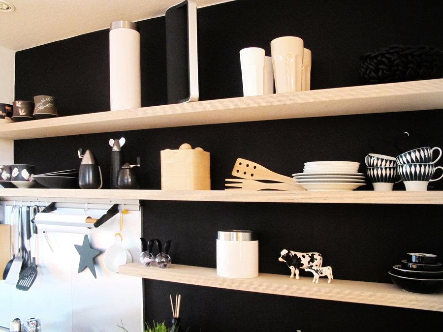 offene regale wohn und dekoideen. Black Bedroom Furniture Sets. Home Design Ideas