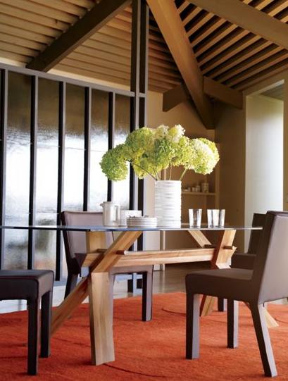 die sch nsten designer esstische. Black Bedroom Furniture Sets. Home Design Ideas