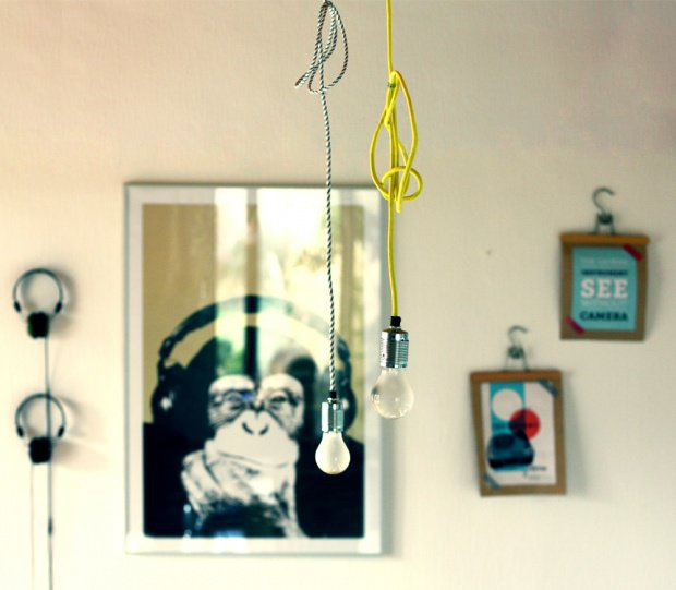 fr hlingsgef hle lampen in frischen farben. Black Bedroom Furniture Sets. Home Design Ideas