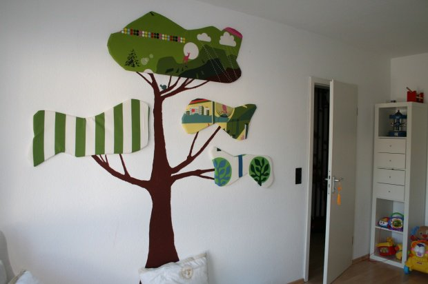 baum und bumchen fabelhafte wandgestaltung nicht nur im - Deko Baum Wand