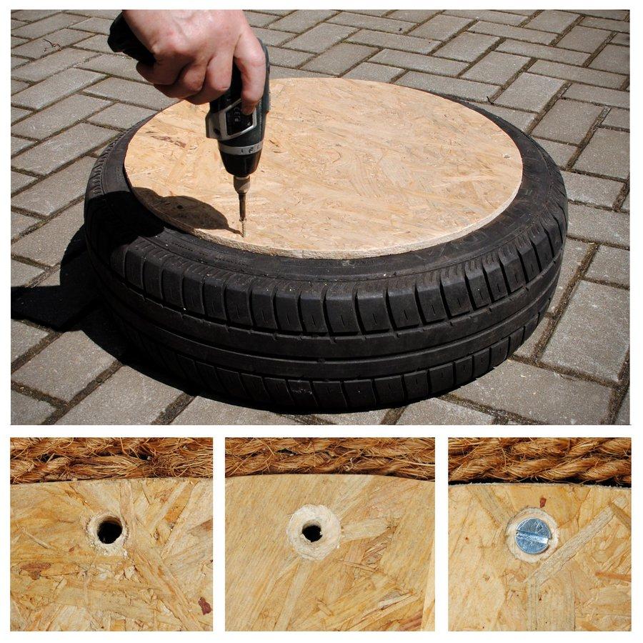 Interessant Hocker Aus Holz Selber Bauen – bizfast.info PV25