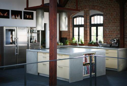 raumgestaltung ideen schau mal sichtbeton und putz. Black Bedroom Furniture Sets. Home Design Ideas