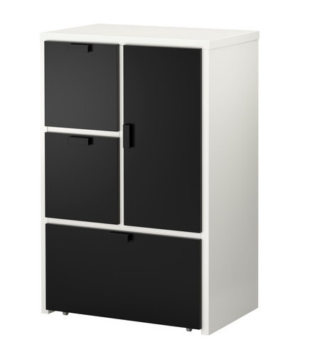 kommode schwarz wei ikea. Black Bedroom Furniture Sets. Home Design Ideas