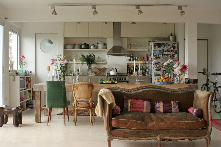 kleine r ume einrichten ein buchtipp. Black Bedroom Furniture Sets. Home Design Ideas