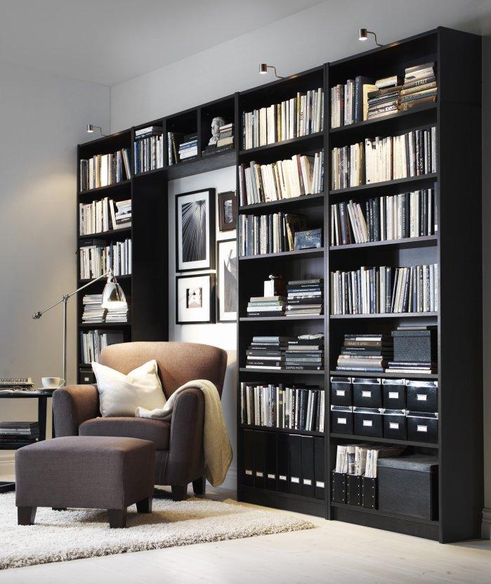 neuigkeiten vom schweden das billy regal von ikea gibt 39 s endlich auch in tiefer. Black Bedroom Furniture Sets. Home Design Ideas