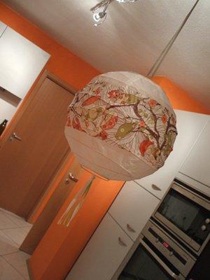 lampen selber machen reispapierlampen und andere lampenschirme aufh bschen. Black Bedroom Furniture Sets. Home Design Ideas
