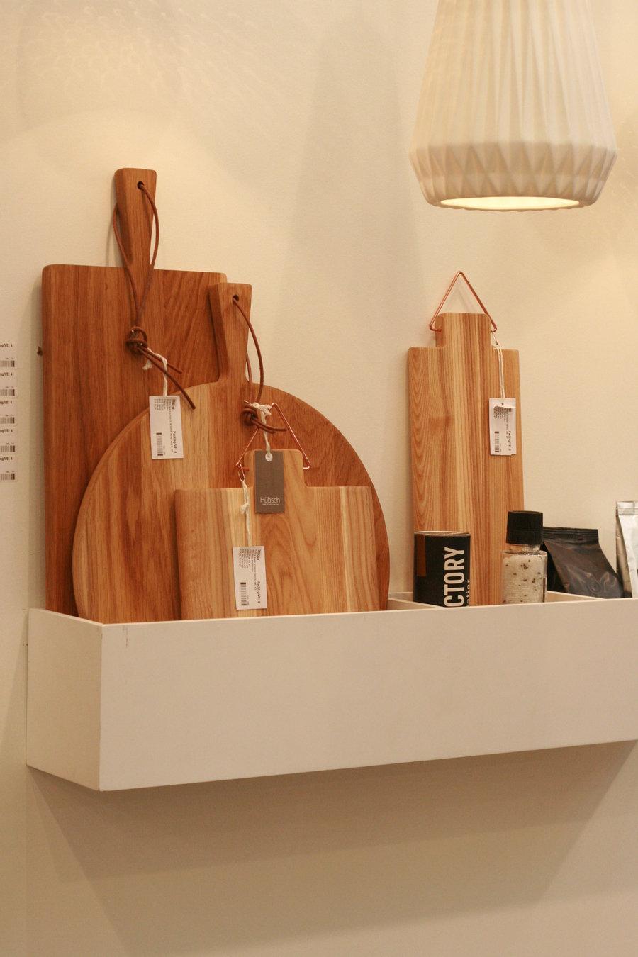 Holz bleibt modern gemasert und geometrisch geformt sind for Wohnaccessoires aus holland