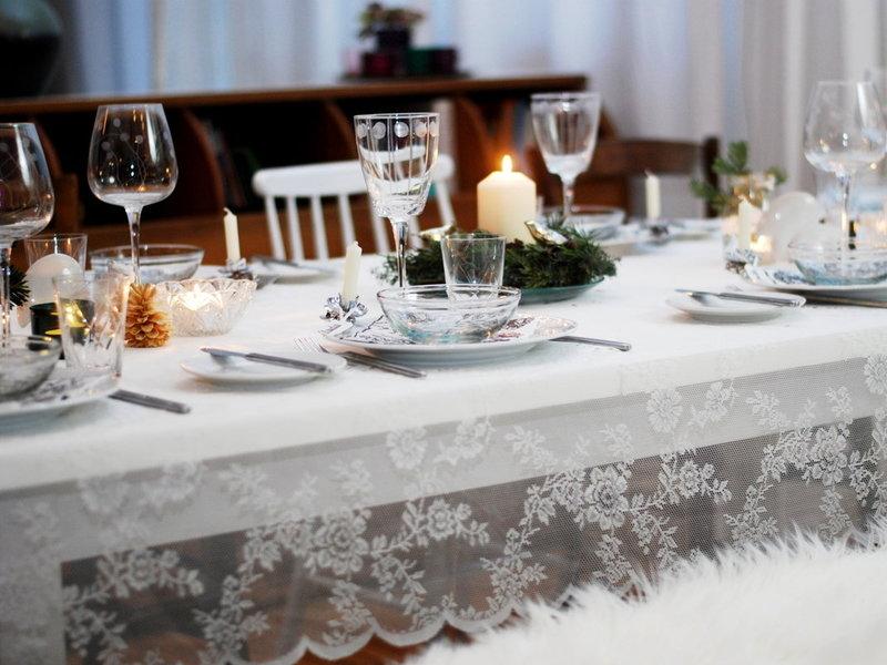Deko Tisch Weihnachten