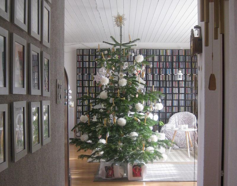 ... Eine Schöne Idee Für Die Vorweihnachtszeit Zusammen Mit Kindern! Auch  Girlanden Eignen Sich Als Christbaumschmuck: Sie Lassen Sich Dann Einfach  Um Den ...
