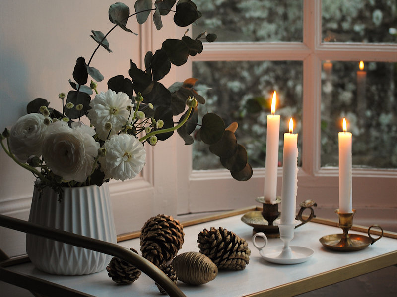 Die sch nsten ideen f r deine weihnachtsdeko - Weihnachtsdekoration modern ...