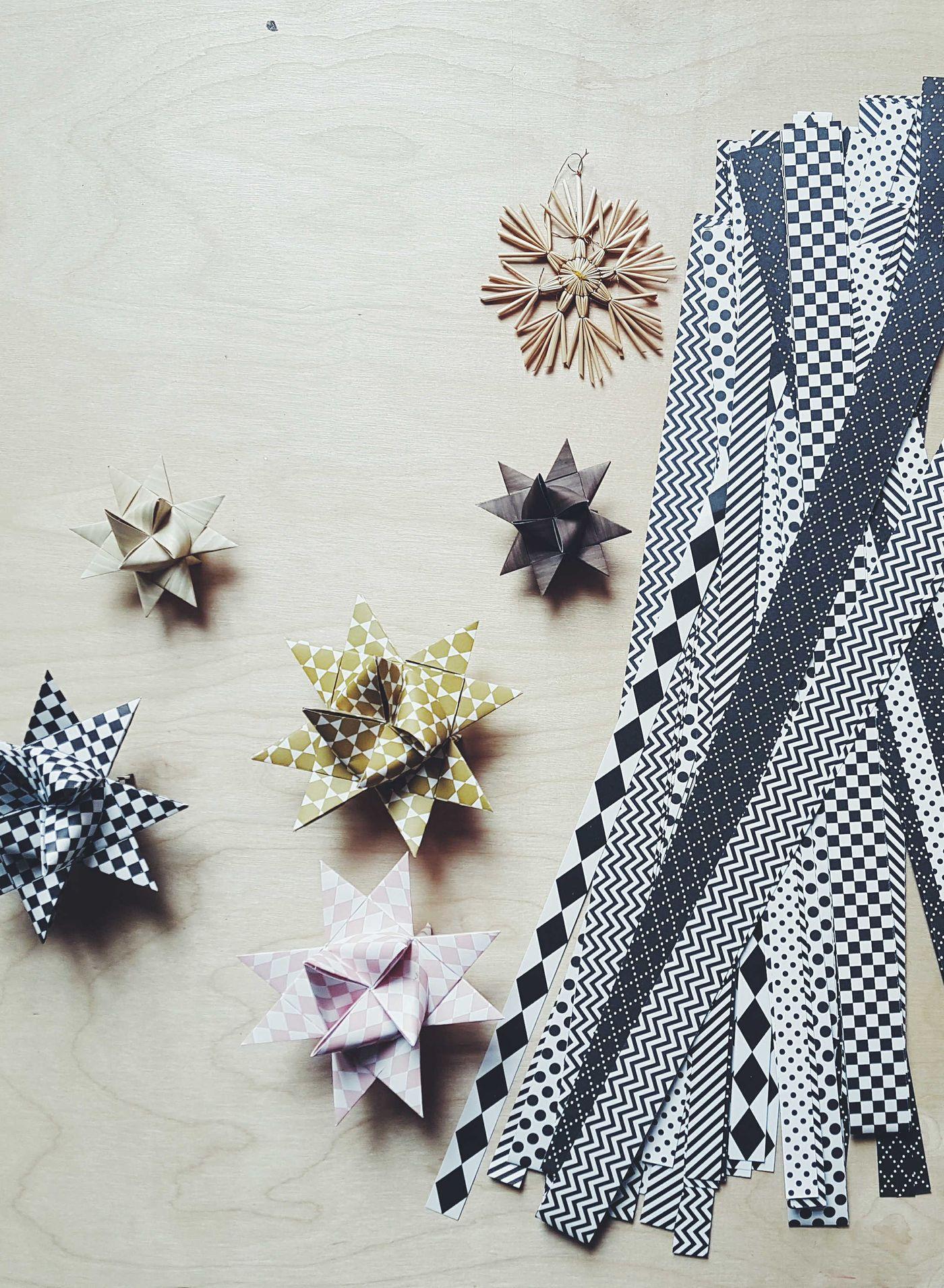 Basteln Weihnachtsdeko.Die Schonsten Ideen Fur Weihnachtsdeko Aus Papier