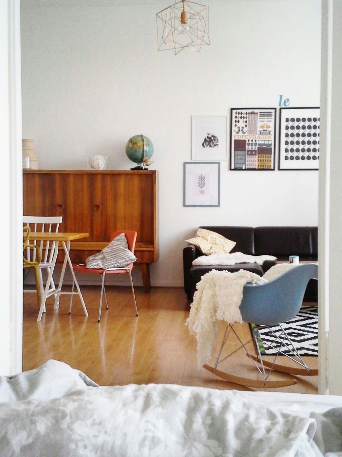 die hang it all garderobe 40 bilder aus echten wohnungen. Black Bedroom Furniture Sets. Home Design Ideas