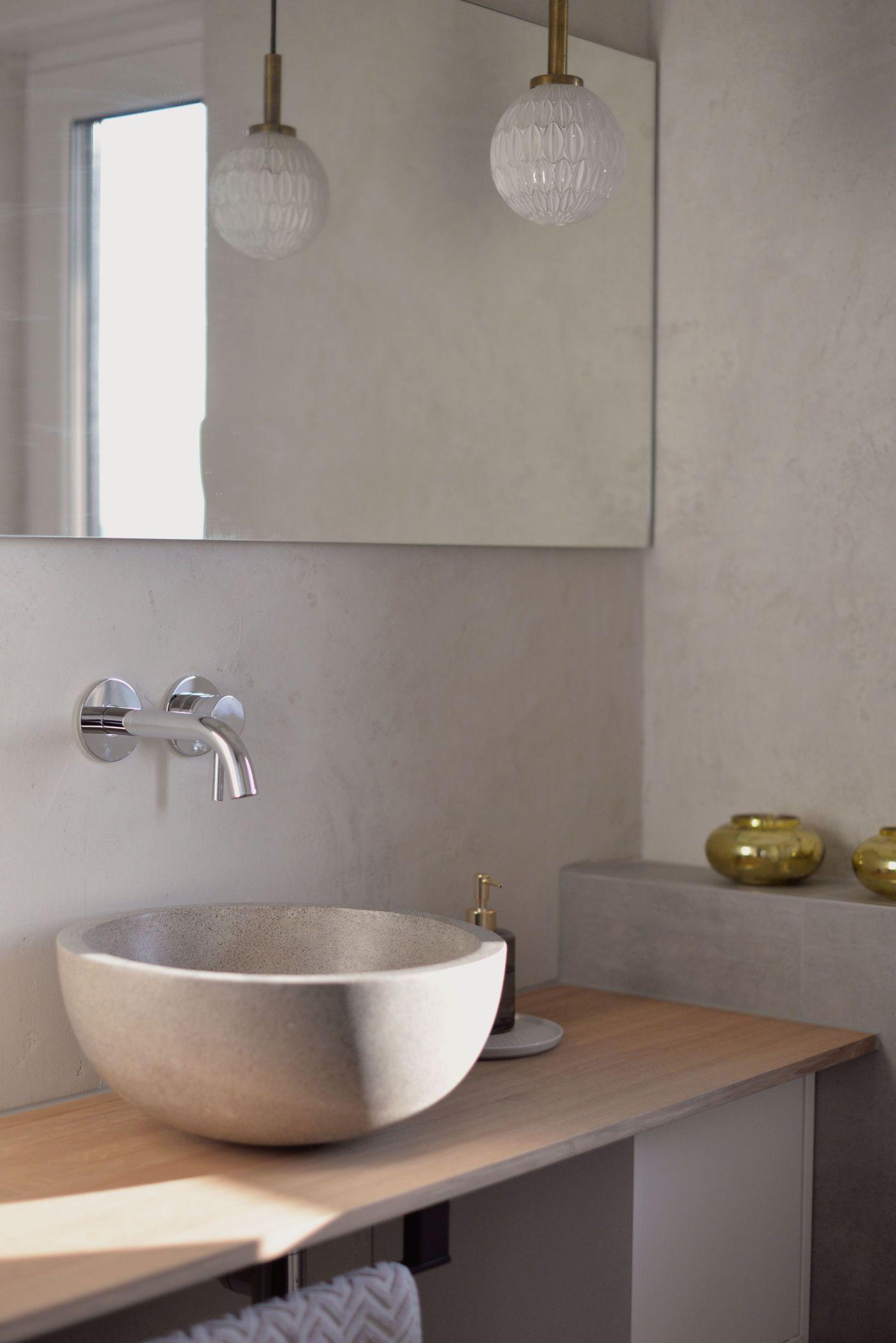 beton cir tolle ideen mit dem effektputz in betonoptik. Black Bedroom Furniture Sets. Home Design Ideas