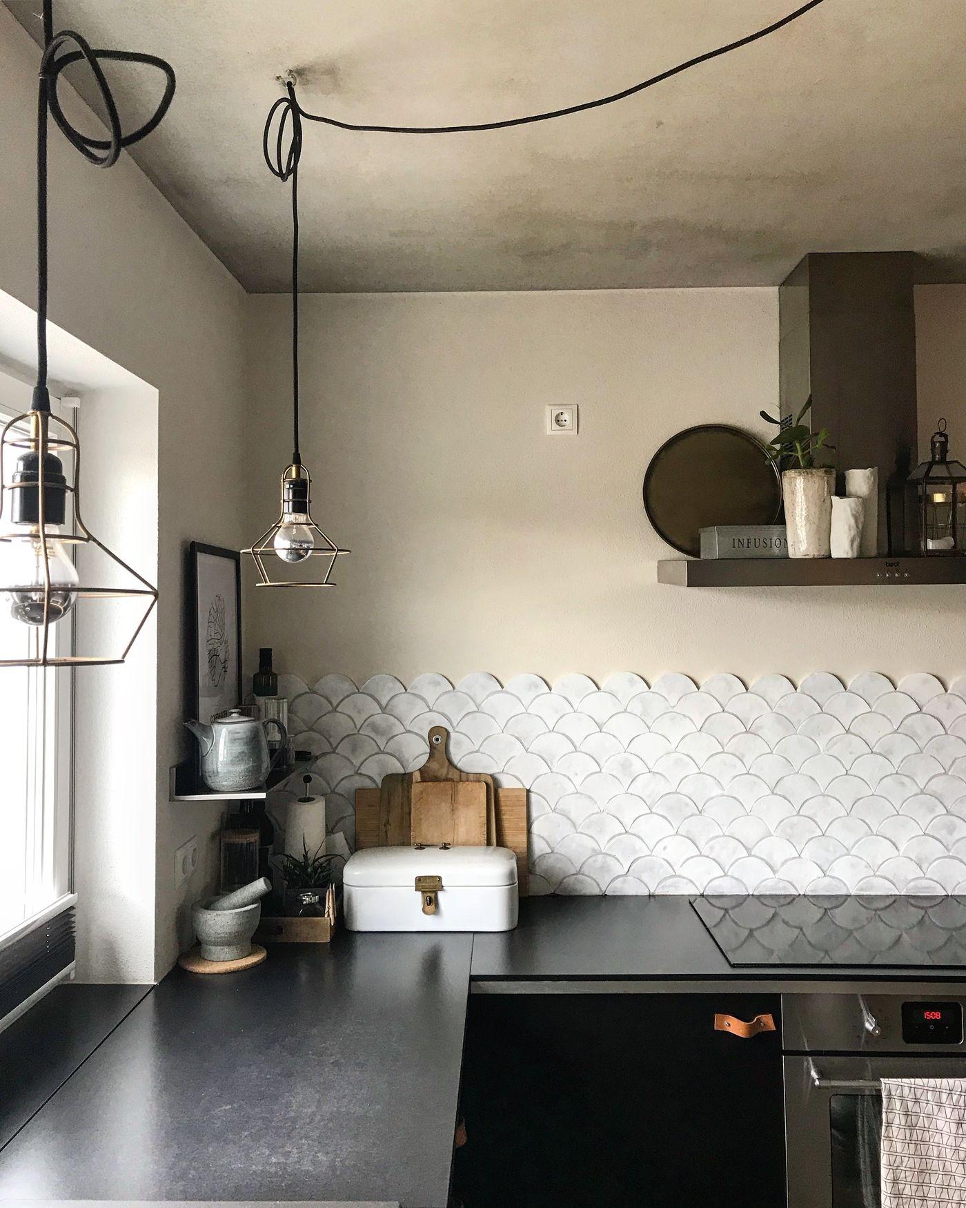 Küchen-Makeover Wandfliesenspiegel Teil 1: Drei außergewöhnliche ...
