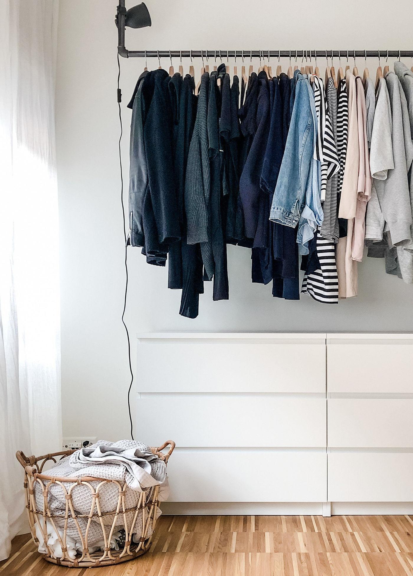 Ordnung Im Kleiderschrank Hilfreiche Tipps Und Ideen Solebich De