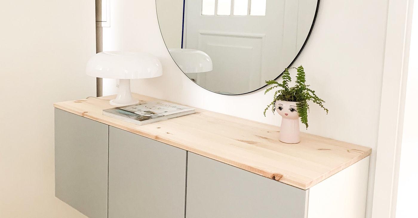 20 praktische IKEA Hacks für den Flur   SoLebIch.de