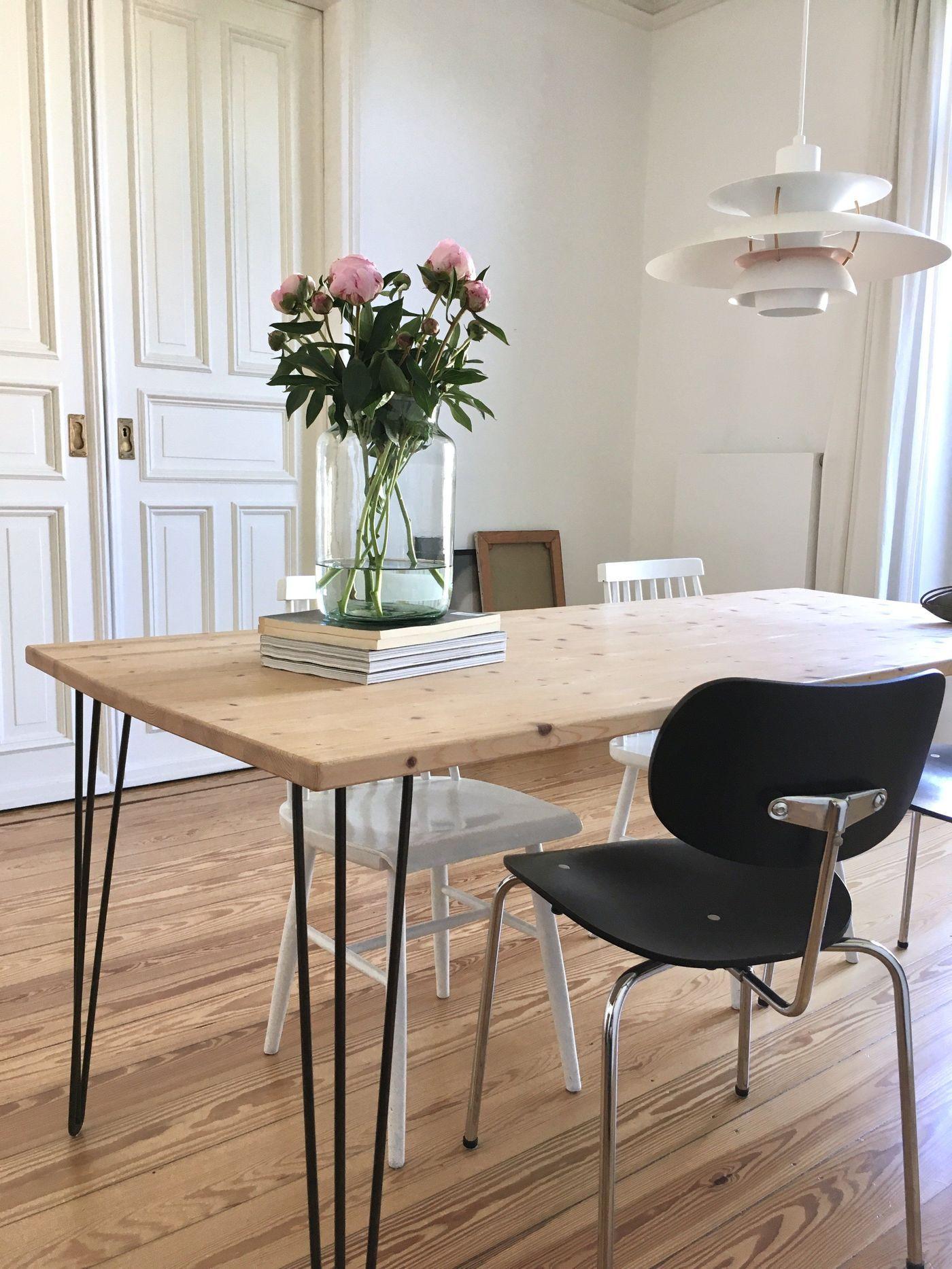 rustikaler esstisch selber bauen latest rustikaler couchtisch holz design inspiration lapazca. Black Bedroom Furniture Sets. Home Design Ideas